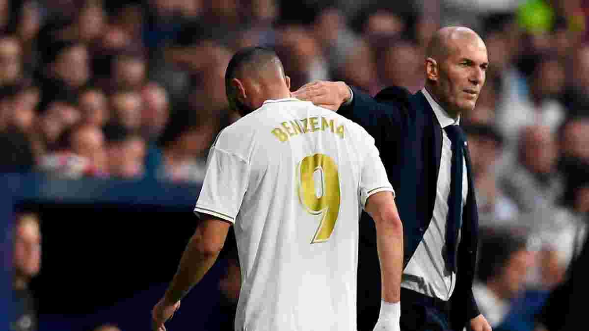 Реал повернув двох зіркових форвардів з лазарету перед матчем проти Севільї