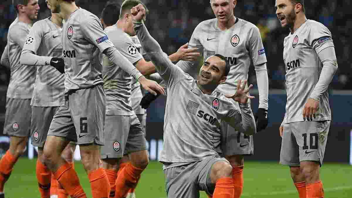 Шахтар потрапив до топ-6 найприбутковіших клубів Європи