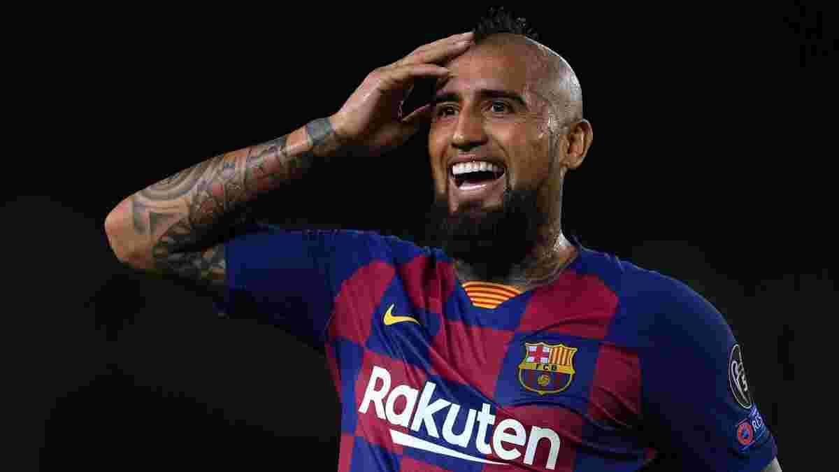 Сетьен убеждает боссов Барселоны сохранить в команде Видаля