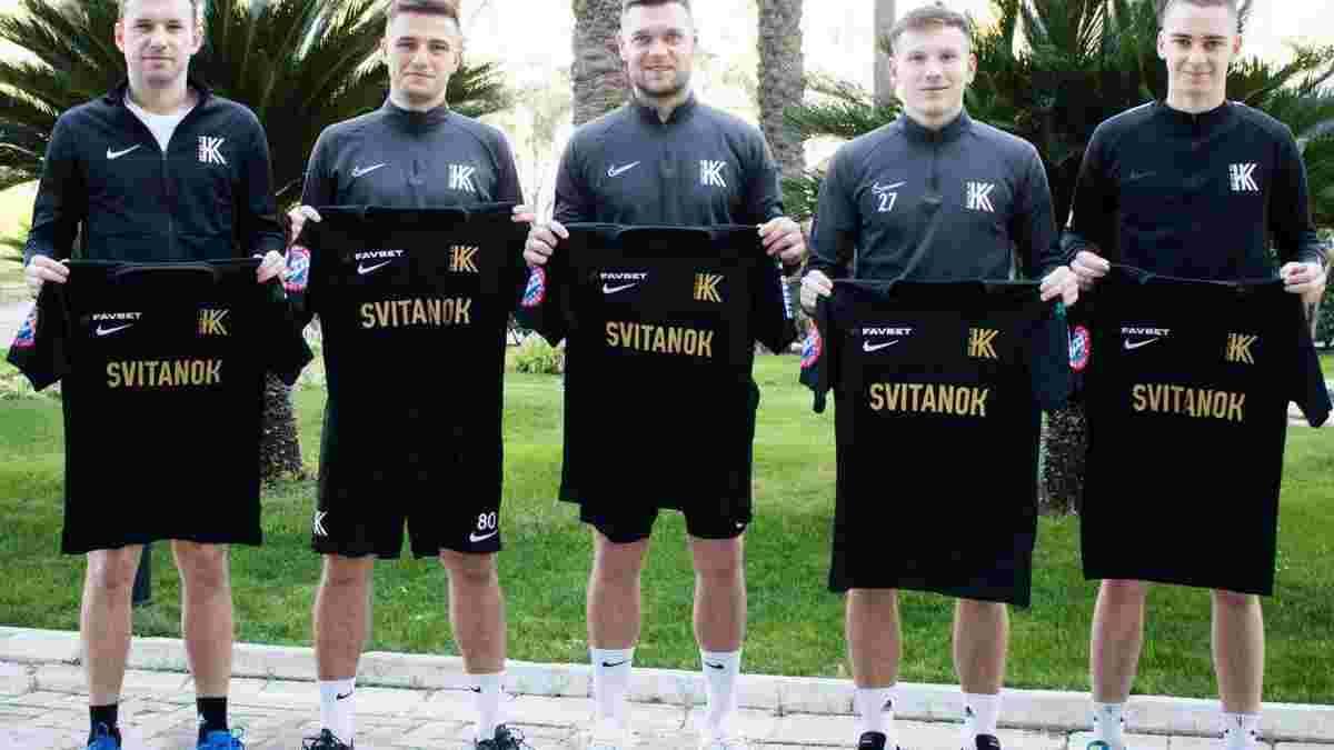 Колос представив 5 новачків, серед яких два екс-гравці Динамо