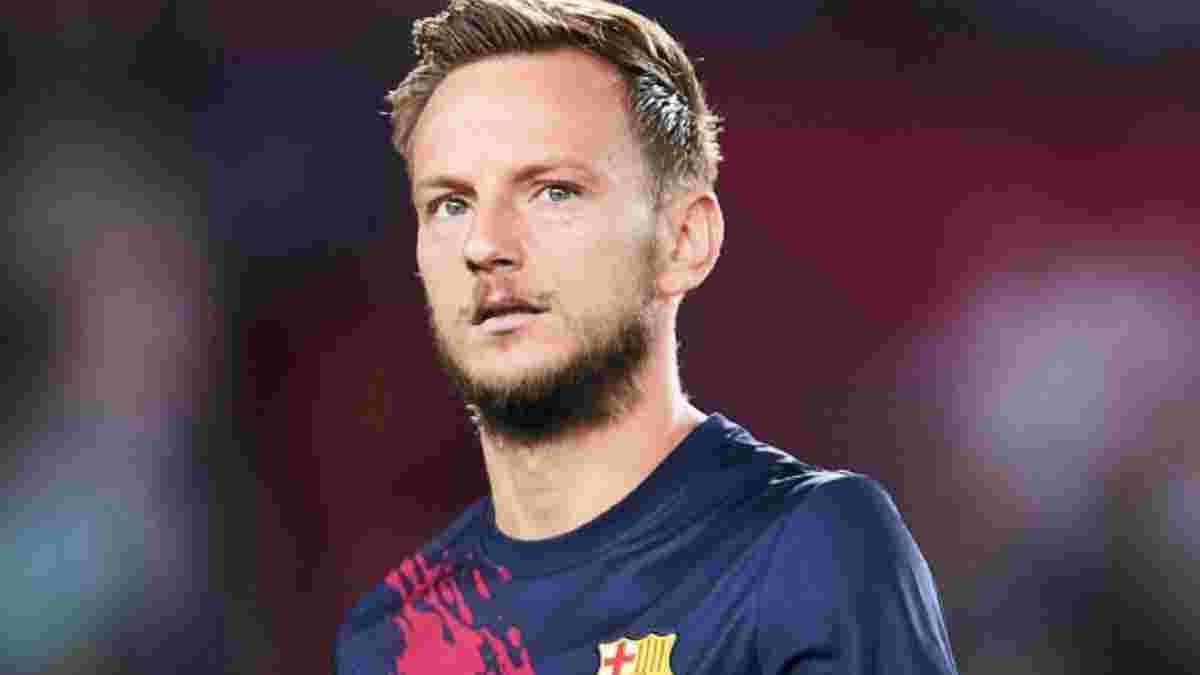Барселона может обменять Ракитича на игрока Ювентуса