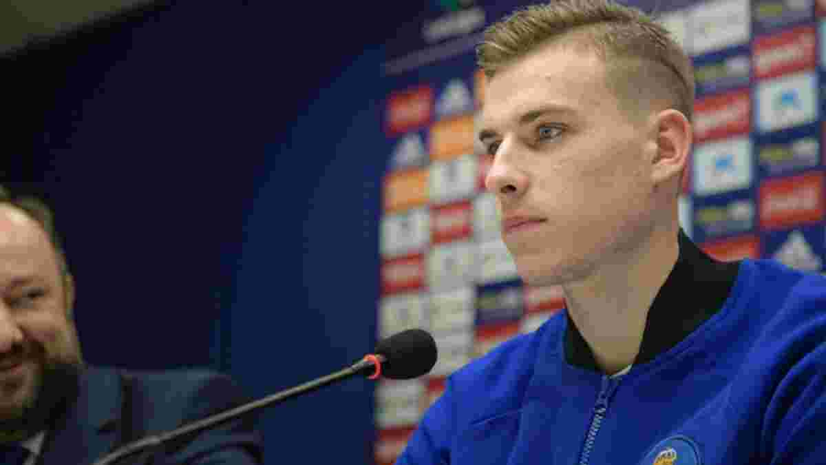 Лунин прокомментировал свой переход в Овьедо – украинец попросил прощения за ошибку в матче с Альмерией