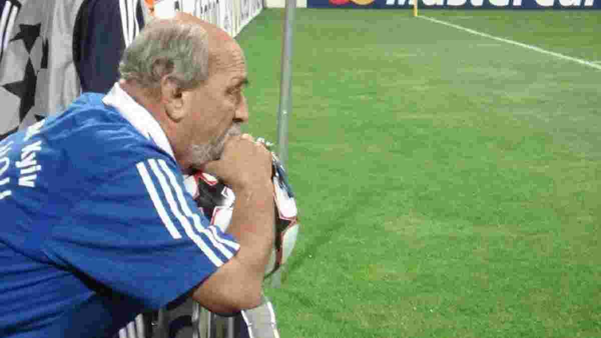 Делегація Динамо відвідала суперфана Парамона у лікарні та привітала його з 65-річчям