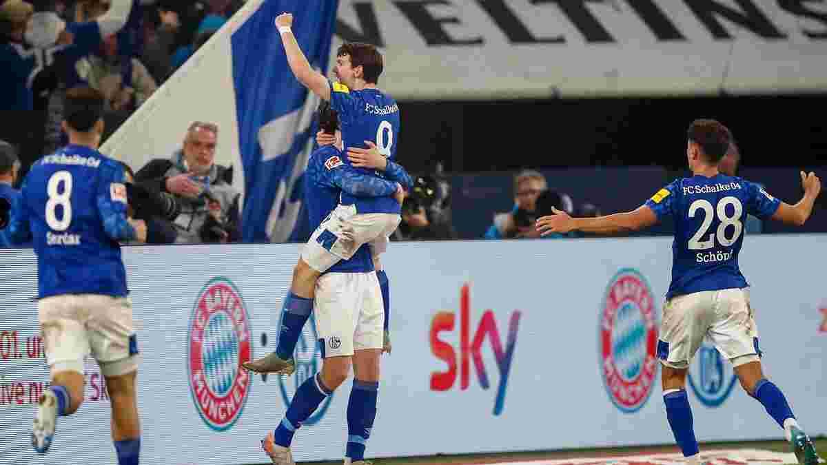 Вражаюча ефективність форварда збірної Австрії у відеоогляді матчу Шальке – Борусія М – 2:0