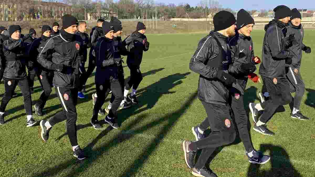 Зоря взяла на збори до Туреччини 27 футболістів, серед яких – два новачки