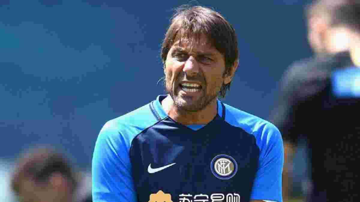 Конте объяснил причины потери очков Интера в матче против аутсайдера Серии А