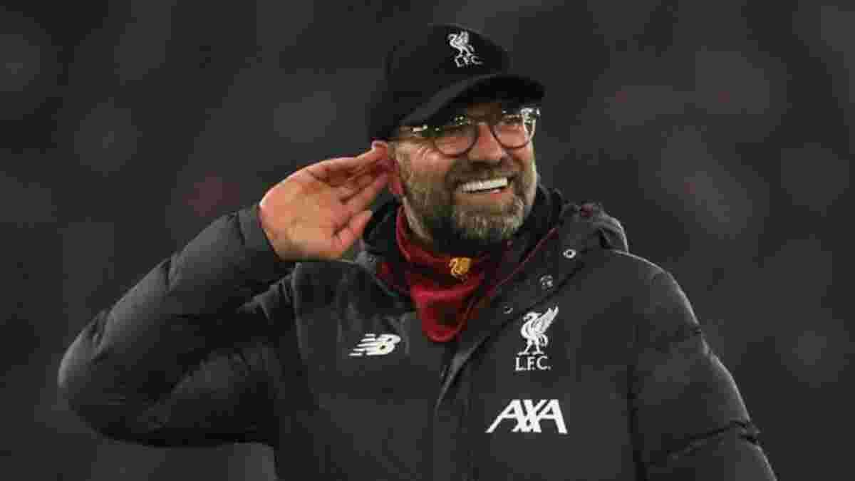 Ливерпуль – Манчестер Юнайтед: Клопп эмоционально прокомментировал победу своих подопечных