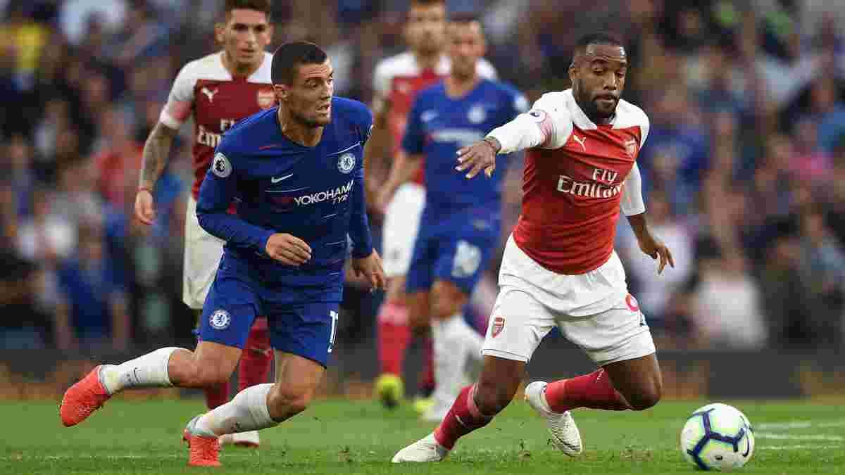 Челсі – Арсенал: онлайн-відеотрансляція матчу АПЛ – як це було