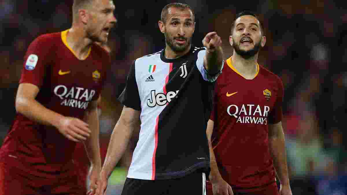 Ювентус – Рома: онлайн-відеотрансляція матчу 1/4 фіналу Кубка Італії – як це було