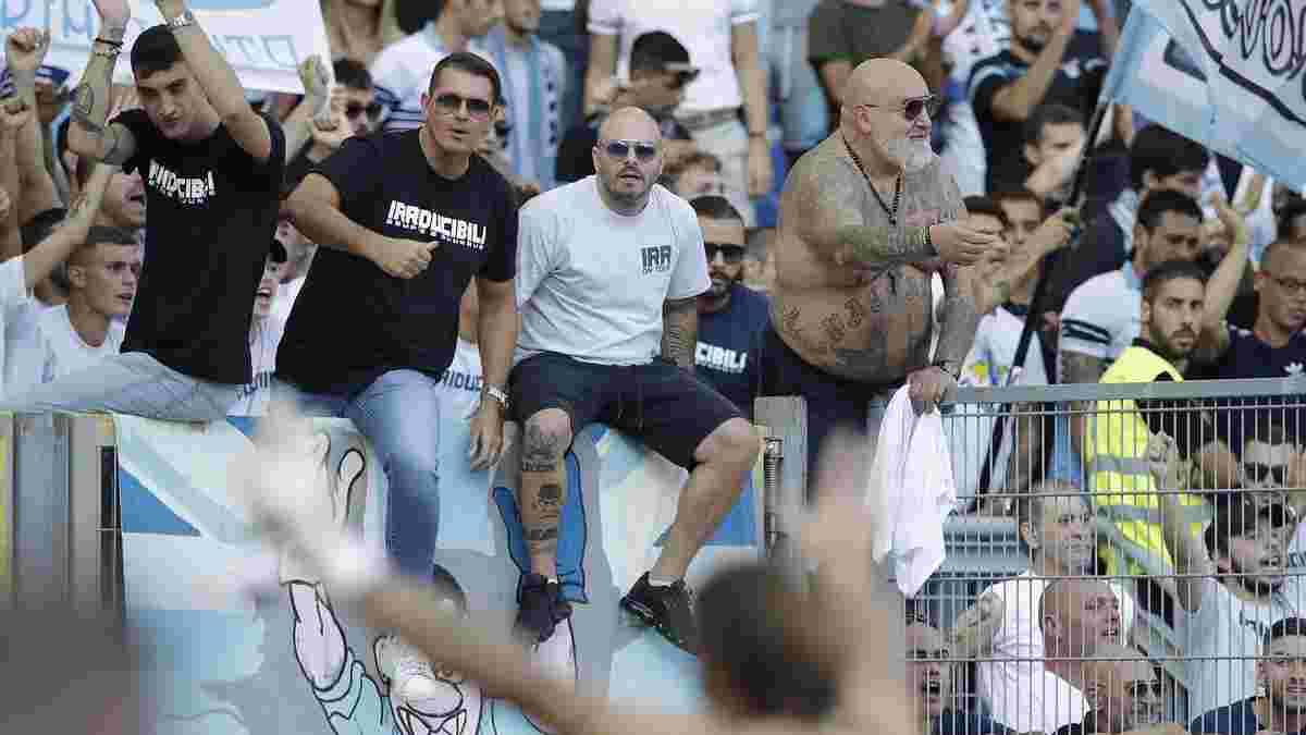 Лацио хочет взыскать компенсацию со своих фанатов за нацистские жесты