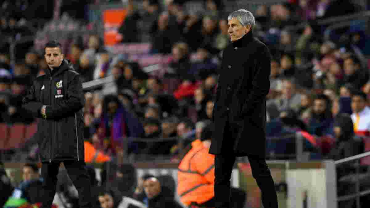 Сетьєн: Мені не сподобалась гра Барселони, але я знаю, з чим пов'язані труднощі