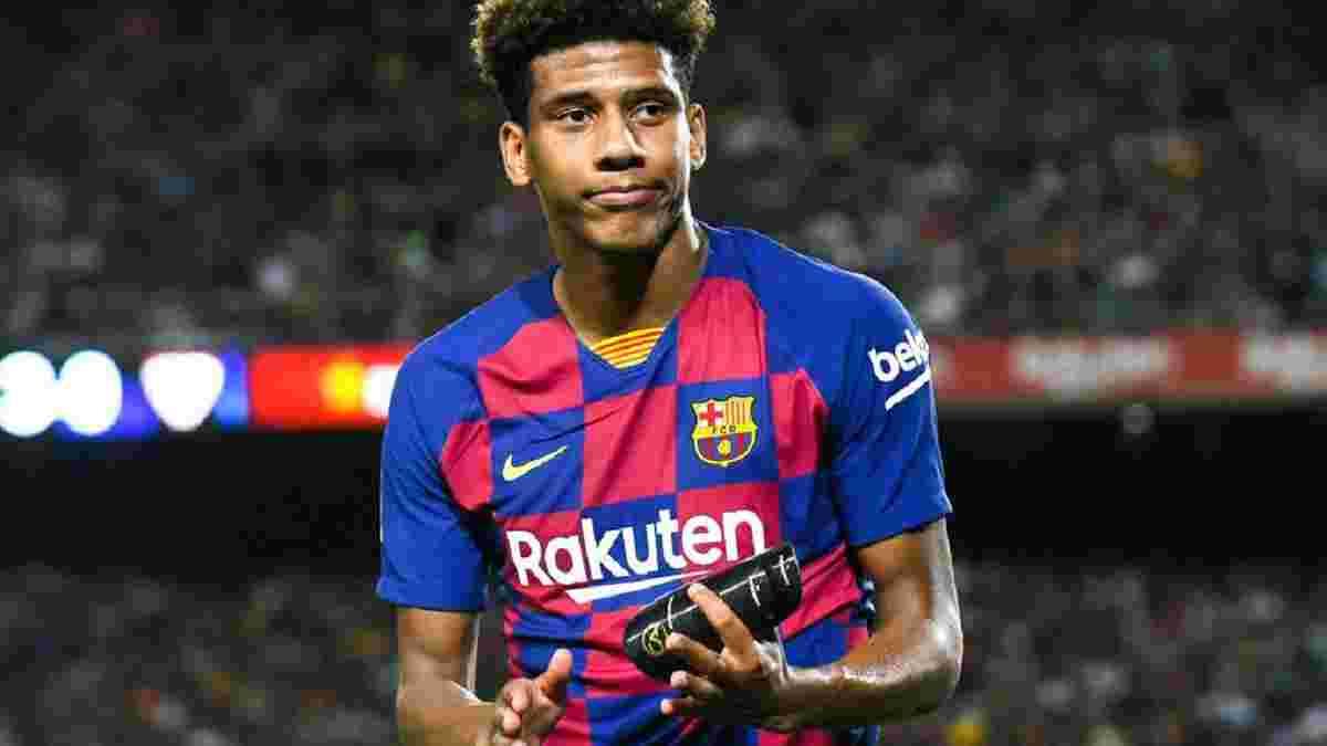 Тодибо признался, что к Месси было особое отношение на тренировках Барселоны