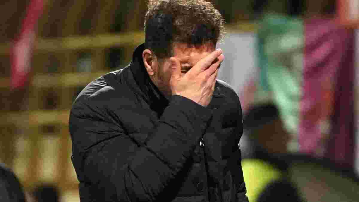 Кубок Испании: Атлетико позорно вылетел, клубы Сегунды шокировали представителей Ла Лиги