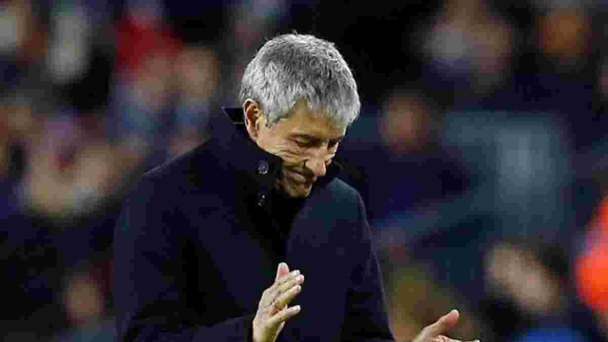 """""""Сетьєн – out"""", – Лінекер відреагував на фіаско Барселони у матчі проти Валенсії"""