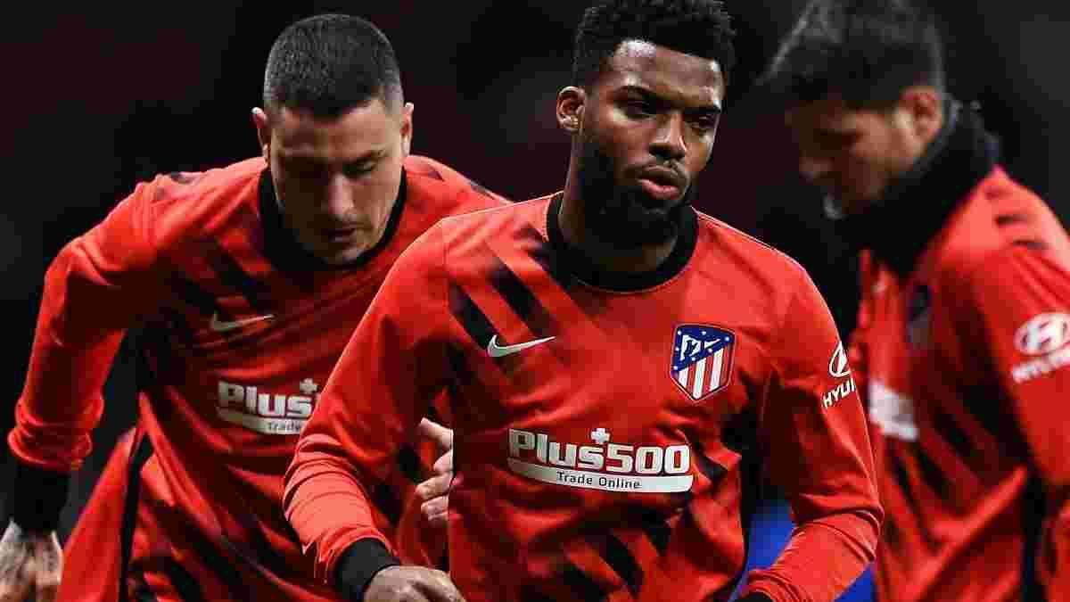 Арсенал веде переговори з Атлетіко щодо Лемара