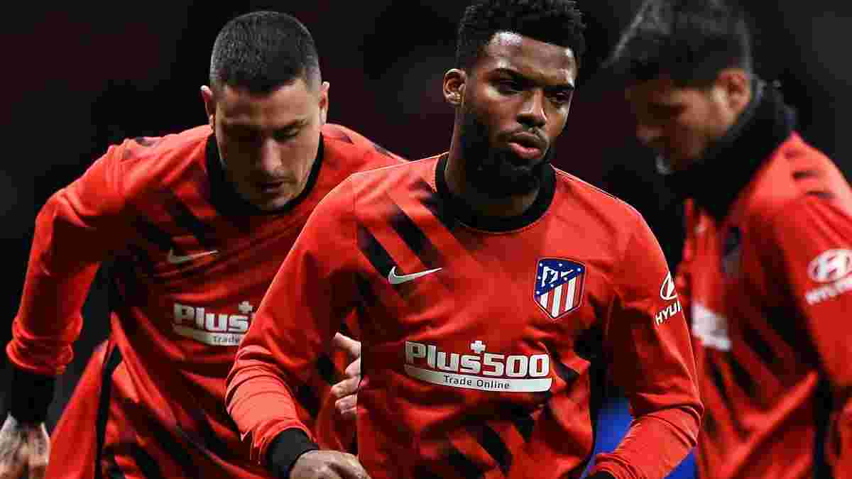 Арсенал ведет переговоры с Атлетико по Лемару