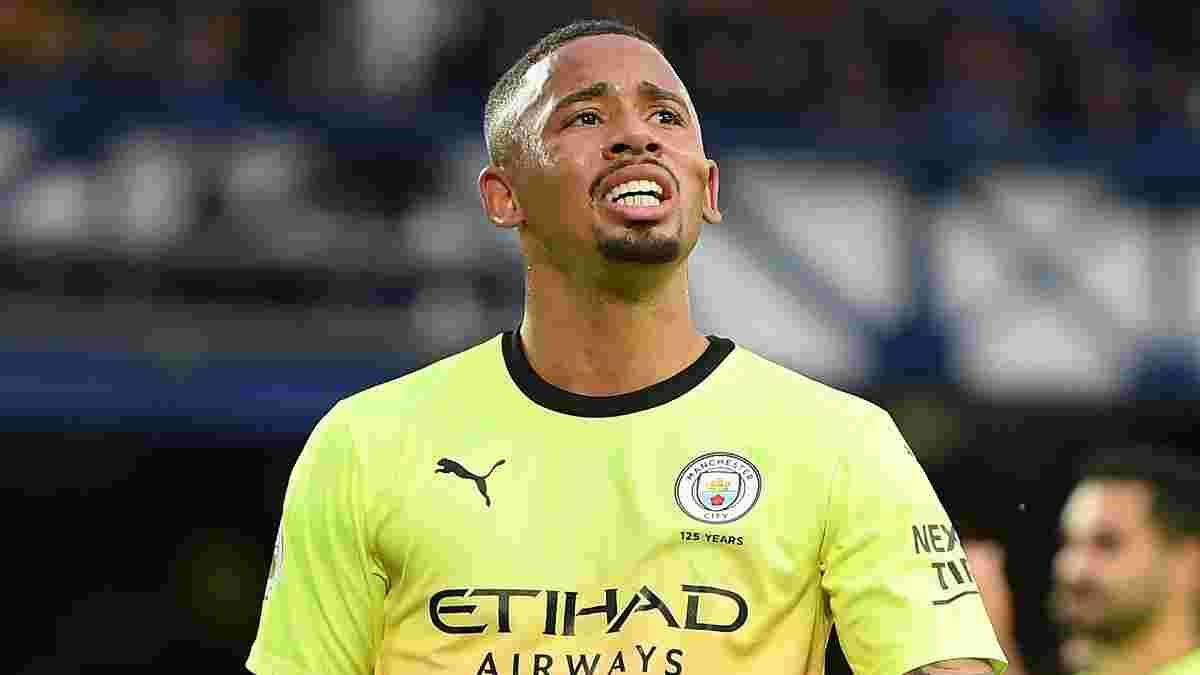 Жезус відреагував на рішення Гвардіоли позбавити його права виконувати пенальті в Манчестер Сіті