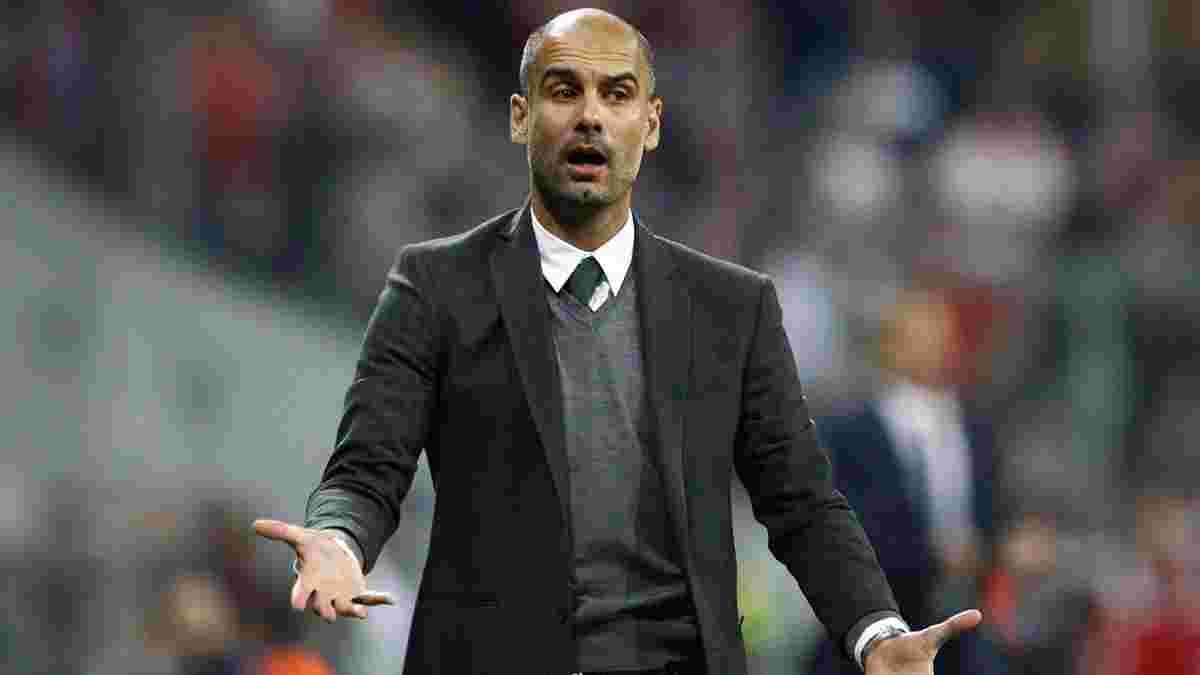 Гвардіола втратив зв'язок з фінансовою реальністю, – вболівальники Манчестер Сіті розкритикували тренера Зінченка