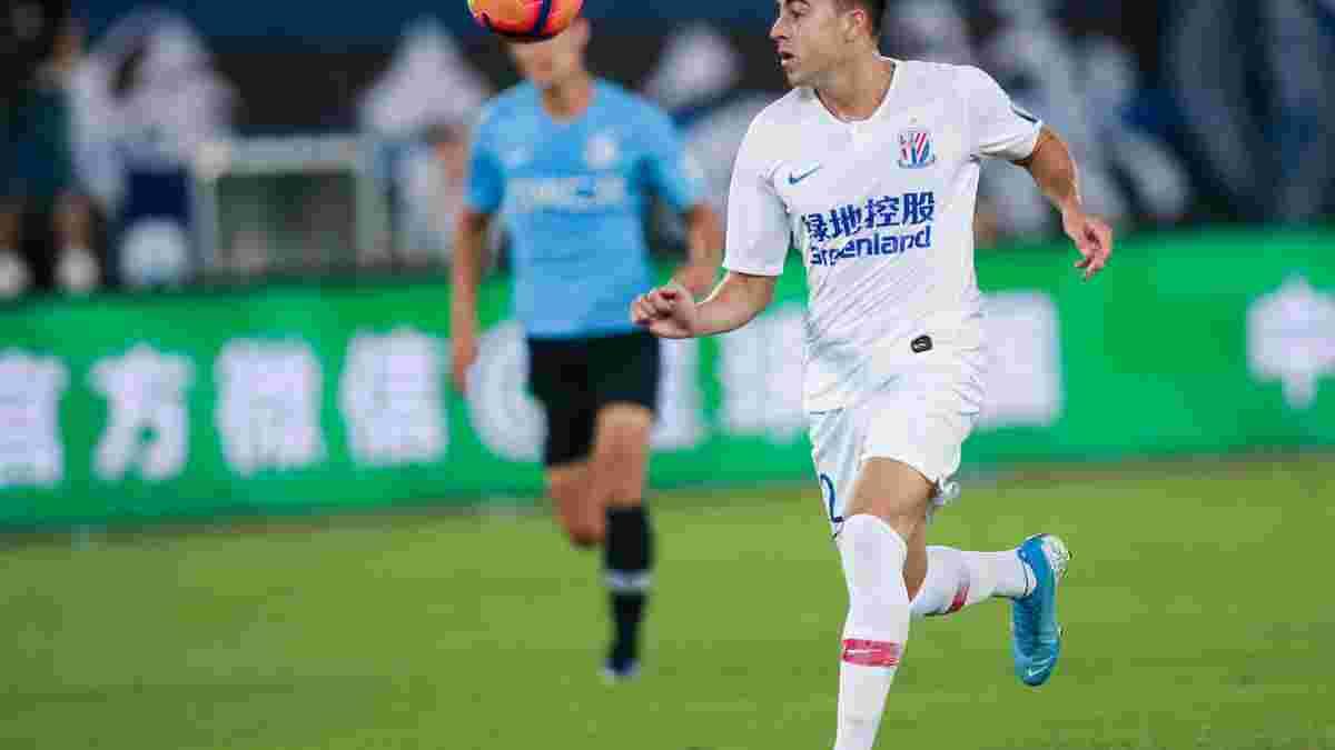 Рома хоче повернути Ель-Шаараві з Китаю на заміну травмованому Дзаньйоло