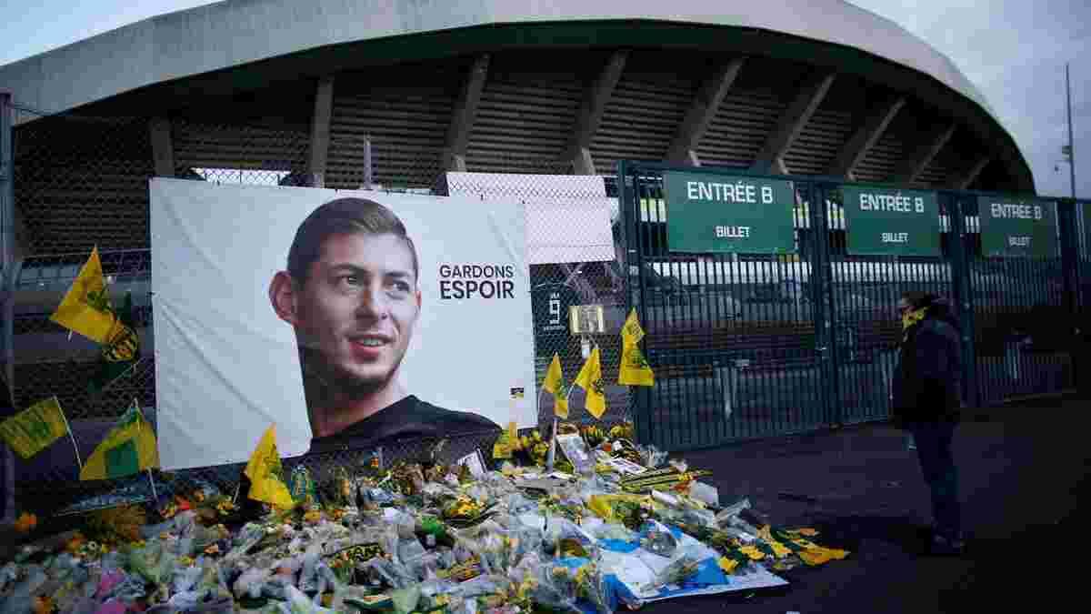 Кардіфф подав до суду на Нант через смерть Сали, – L'Equipe