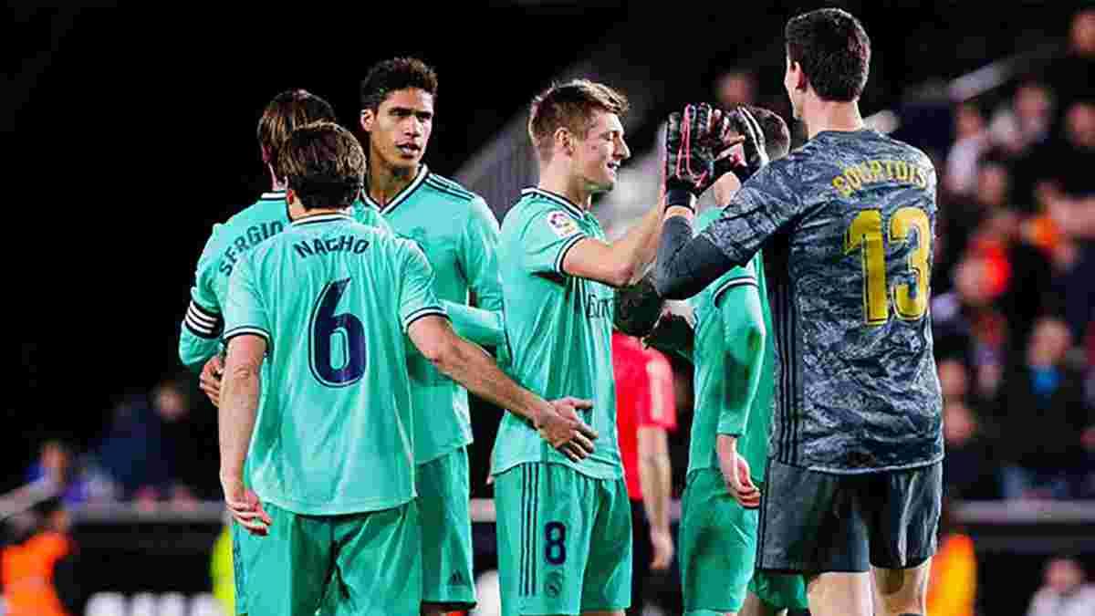 Реал объявил заявку на кубковый матч против Сарагосы – мадридцы отправились на игру без трех звезд