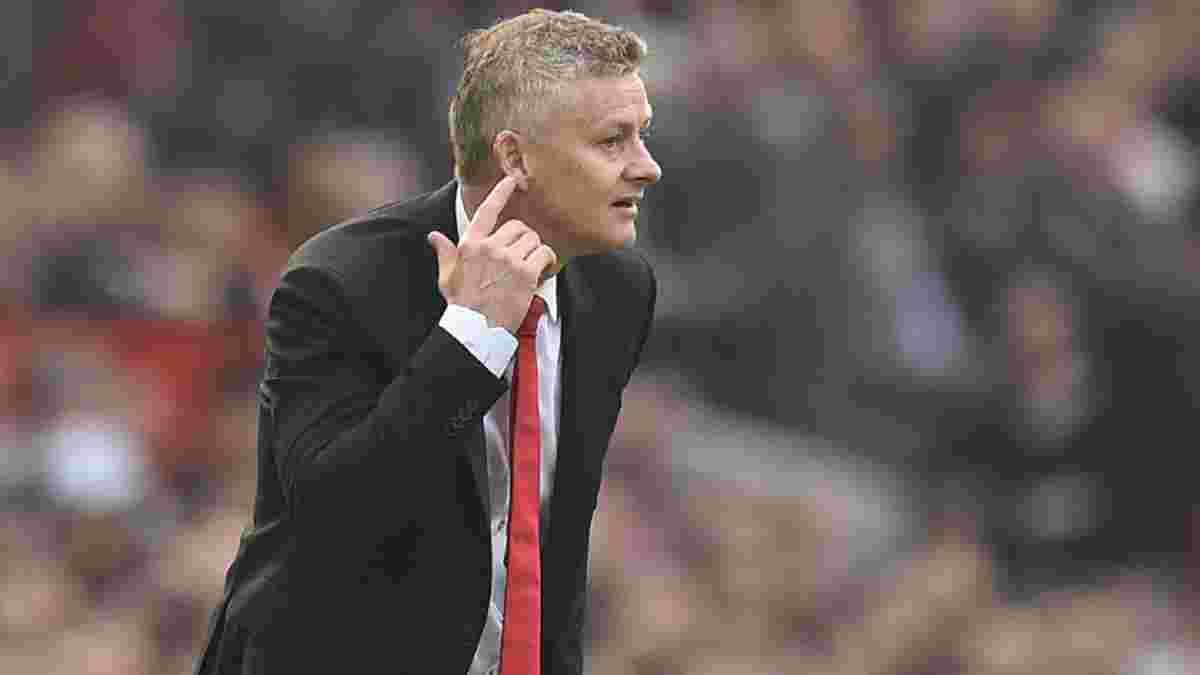 """""""Ще раз, і ти нах** підеш з поля!"""" – Сульшер накинувся на підопічного під час дербі Манчестера"""