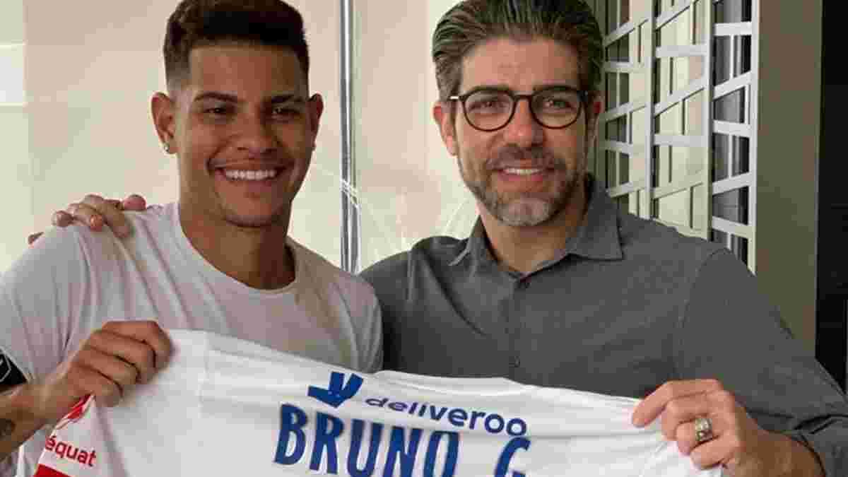 Ліон підписав Бруно Гімараєса – ним цікавився Шахтар