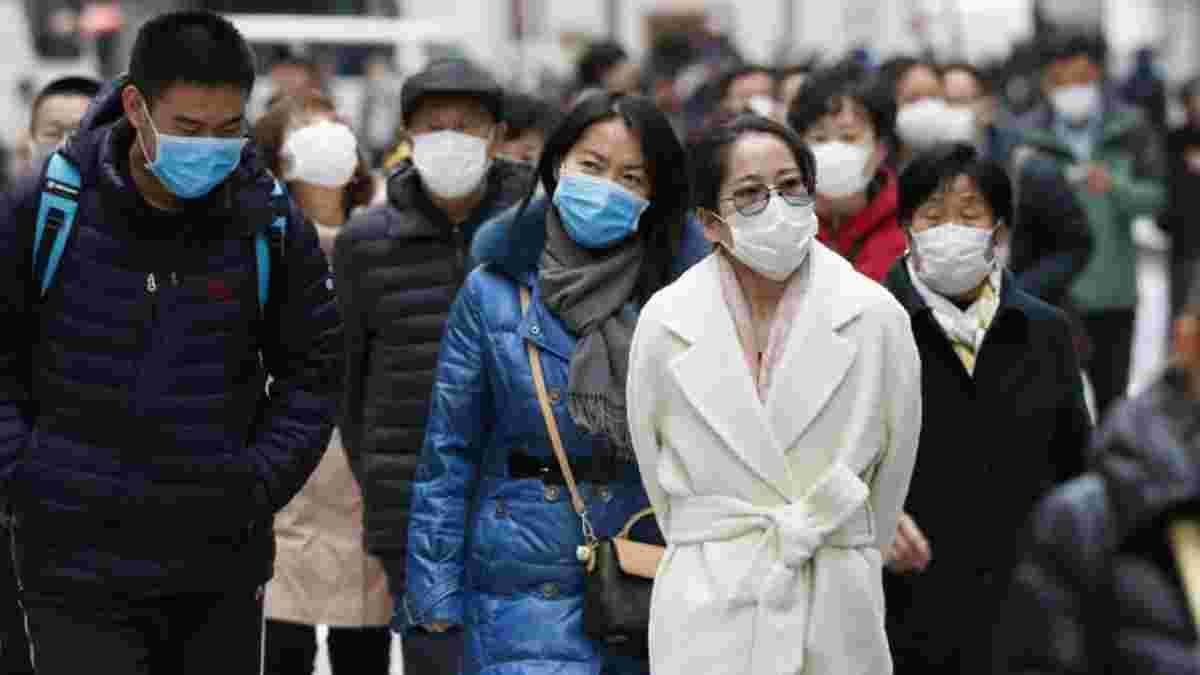 Старт чемпіонату Китаю перенесено через епідемію коронавірусу