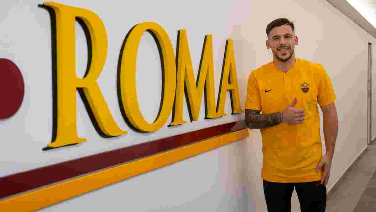 Рома оголосила про підписання форварда Барселони Переса
