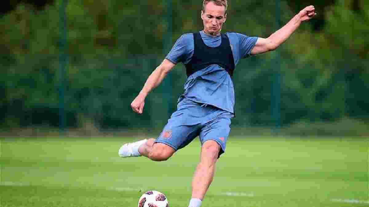Макаренко може отримати незвичну позицію в Андерлехті – українець вразив тренера