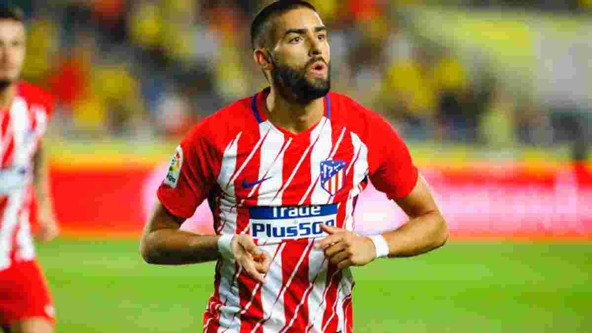 Карраско офіційно повернувся в Атлетіко