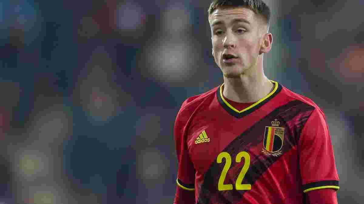 Милан подписал хавбека молодежной сборной Бельгии