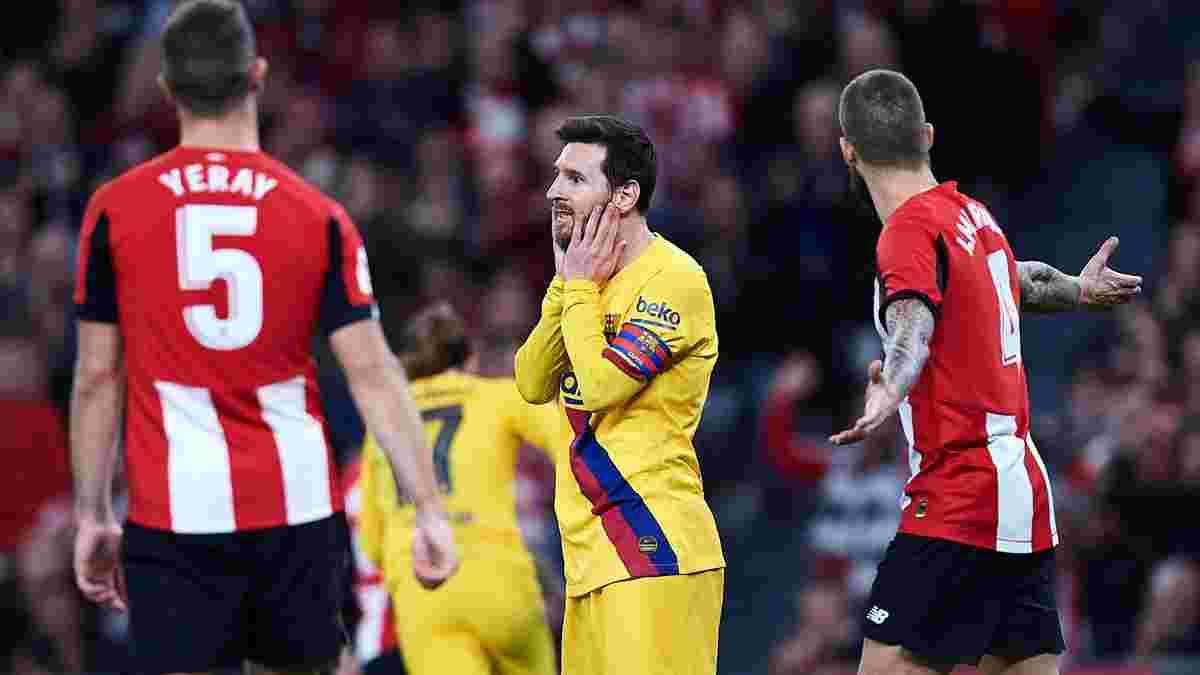 Атлетик – Барселона: заслуженный вылет Барсы из Кубка, триумф Симона и Уильямса и невозможность игры в футбол Кройфа