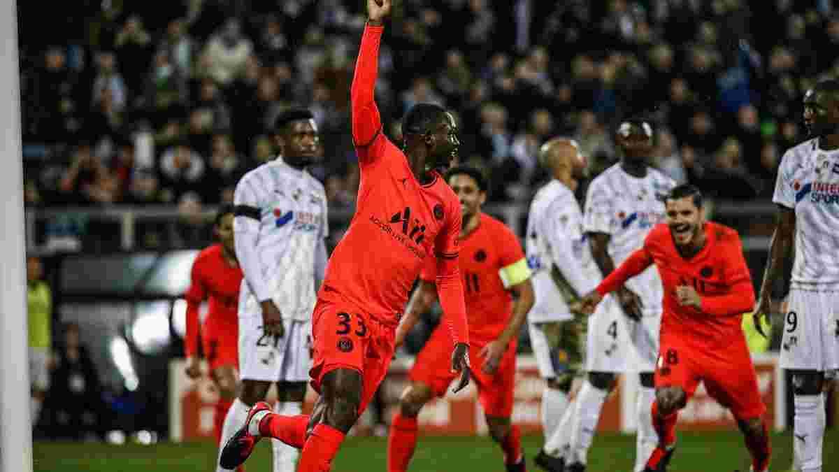 ПСЖ без Неймара и Мбаппе потерял очки в сумасшедшем матче камбеков – 17-летний защитник едва не стал героем Парижа