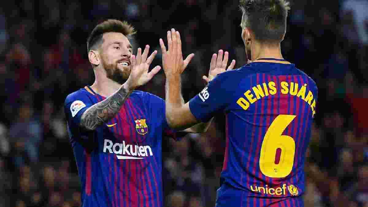 Суарес показал, как футболисты должны мыть руки – милейший Stayathomechallenge от экс-хавбека Барселоны
