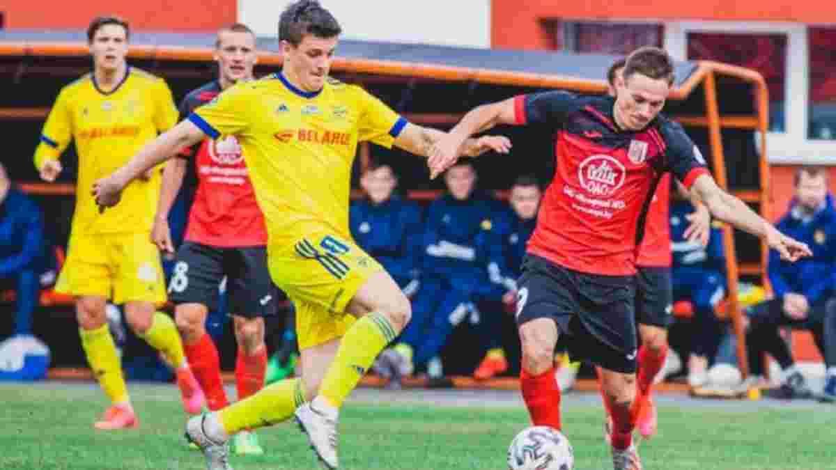 Украинец Пантя посрамил БАТЭ голом в Кубке Беларуси – он играл в оккупированном Крыму