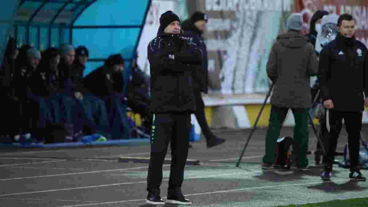 """""""Такого начала я не помню за всю жизнь"""": Вернидуб недоволен стартом своей карьеры в Беларуси"""