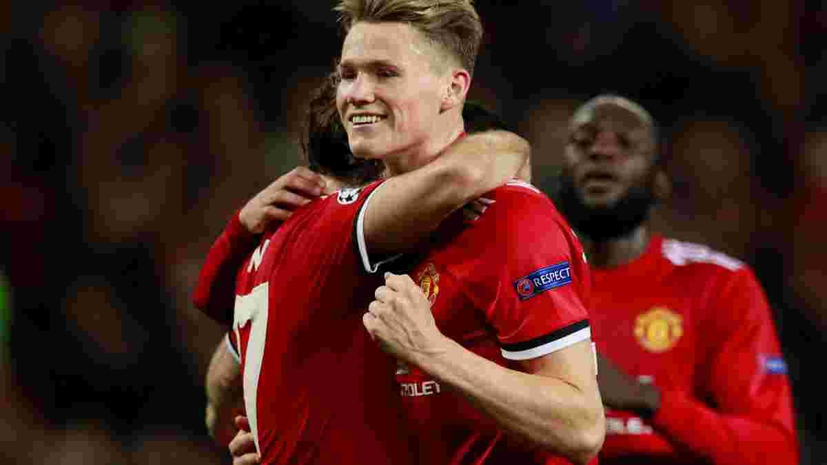 Мактомінай зізнався, що міг покинути Манчестер Юнайтед
