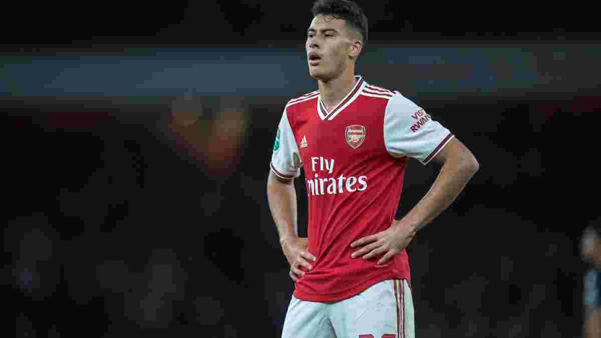 Арсенал рискует потерять Мартинелли до конца сезона – молодую звезду травмировал свой же партнер