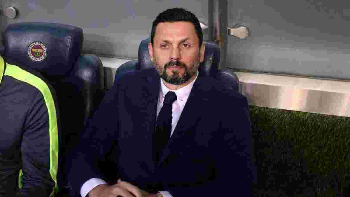 Фенербахче очолить тренер, якого відправляли в Динамо – екс-наставник Ярмоленка відпав через вимогу зарплатні на 5 млн