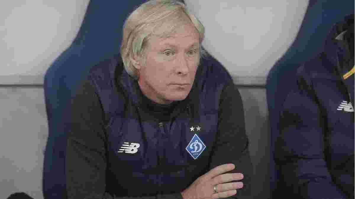 Динамо та новий наставник: 4 кандидати на заміну Михайличенку – серед них конкурент Шахтаря і віце-чемпіон світу