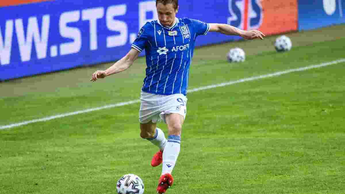 Лех з Бутком і Костевичем драматично вилетів з Кубка Польщі в серії пенальті