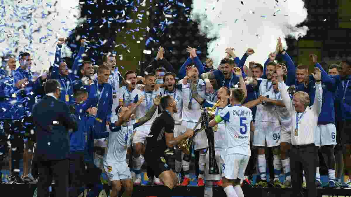 Головні новини футболу 8 липня: Динамо вирвало Кубок України, Маліновський зробив результат Аталанти
