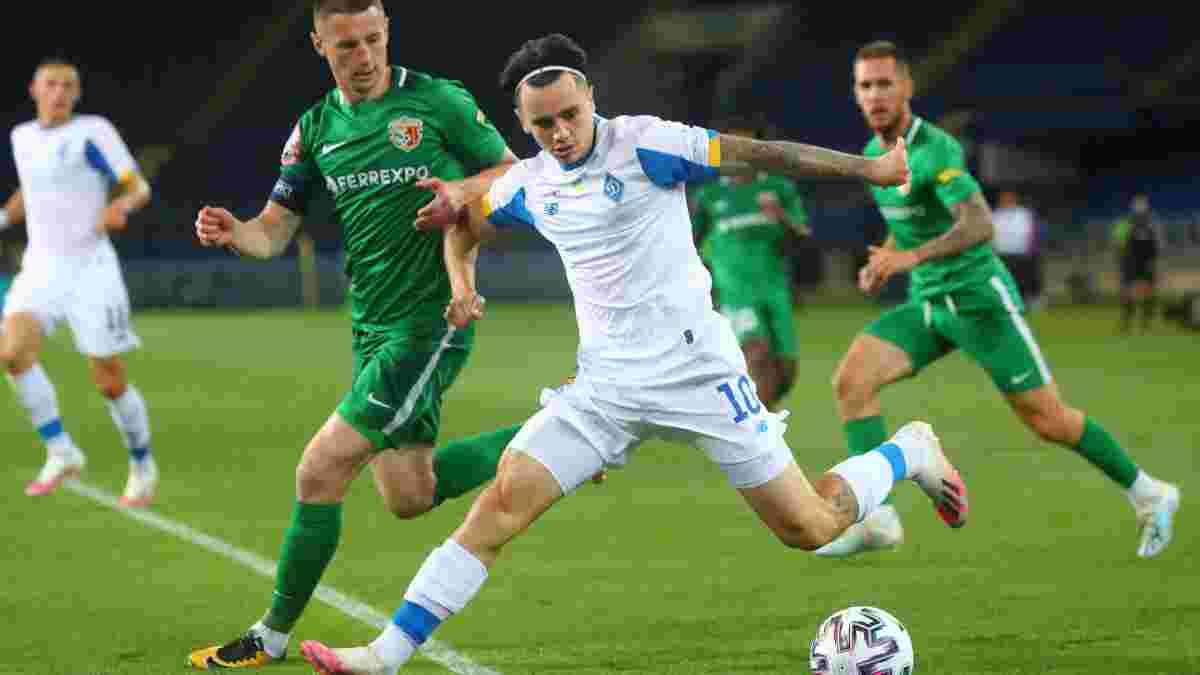 Динамо, Зоря і Десна гарантували собі місце мінімум у Лізі Європи – кияни точно зіграють у груповому турнірі єврокубка