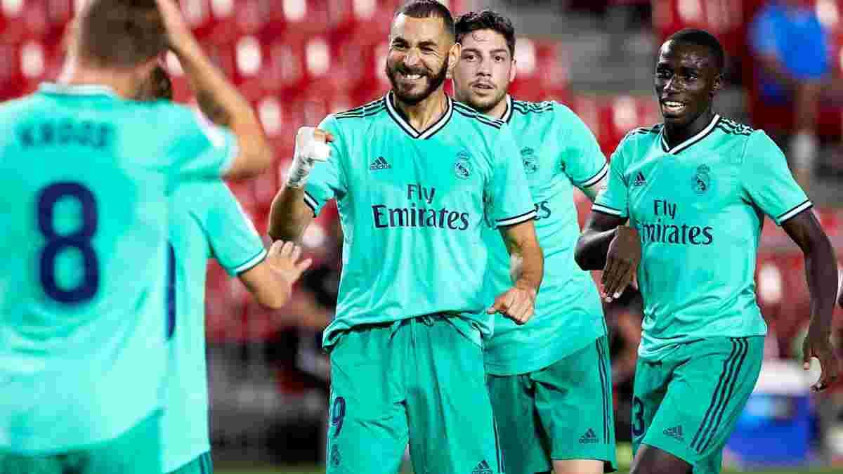 """Реал втримав перемогу над Гранадою: мадридці граються з вогнем, сильний півзахист """"бланкос"""" і корисний Бензема"""