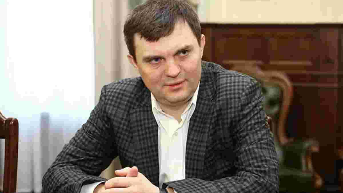 Красников анонсировал разговор с Суркисом о своем будущем в Динамо – функционер основал в Харькове новый клуб
