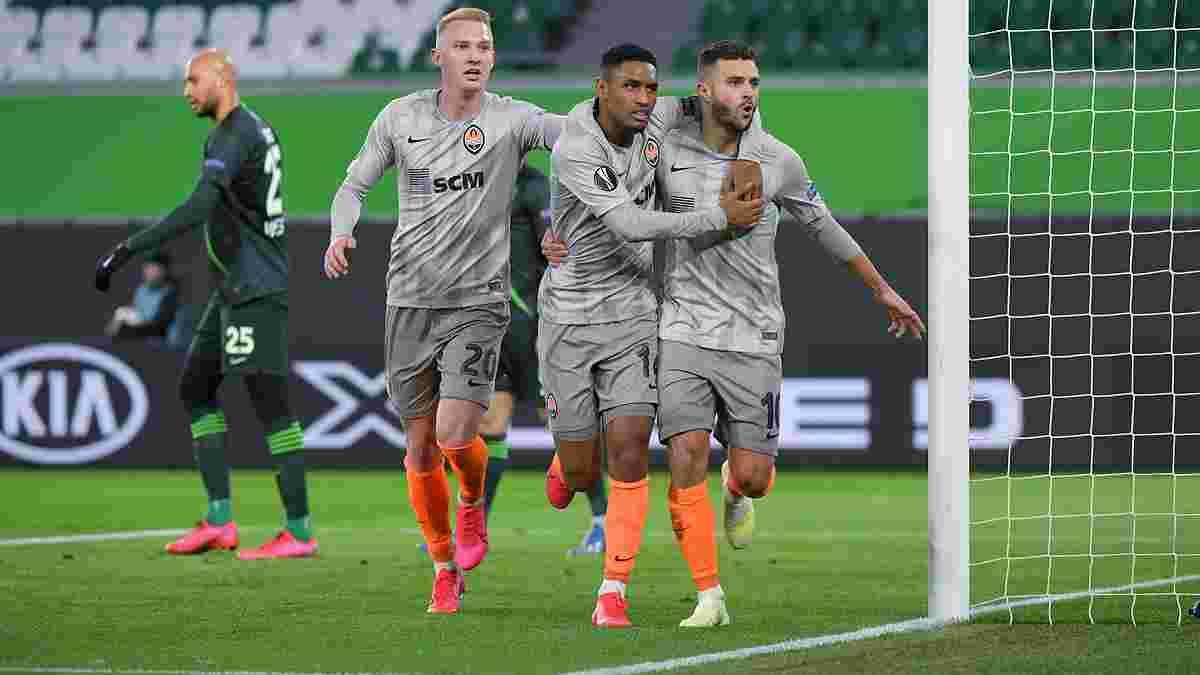 Шахтар – Вольфсбург: УЄФА офіційно затвердив місце проведення матчу-відповіді Ліги Європи