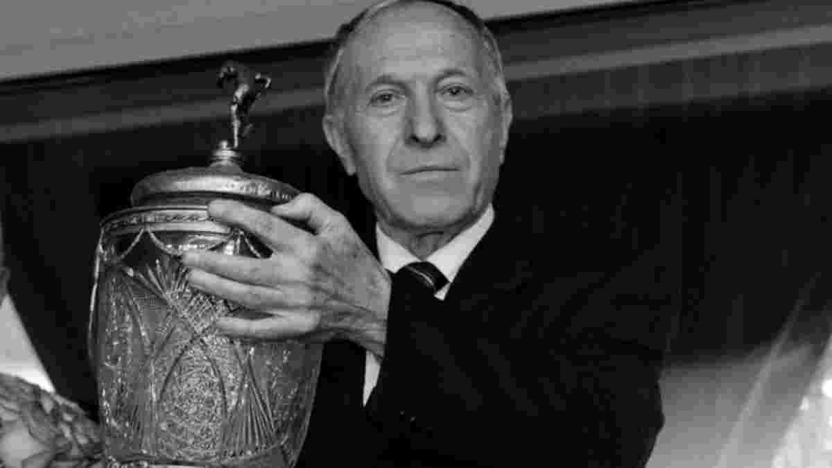 Умер легендарный экс-капитан Шахтера, который приводил команду к победе в Кубке Украины