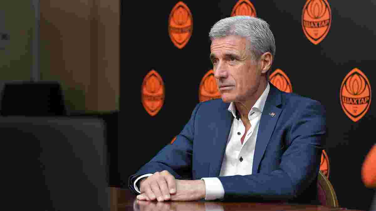 Каштру обережно прокоментував результати жеребкування Ліги Європи