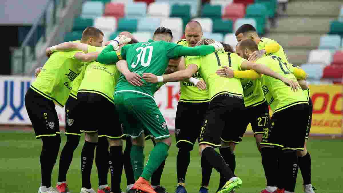 Шахтар став лідером чемпіонату Білорусі – Вернидуб і Ко випередили головного конкурента після розгромної перемоги